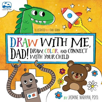 Draw with me Dad book